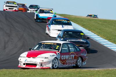 2014-10-4 - 5 Sports Sedans - Phillip Island
