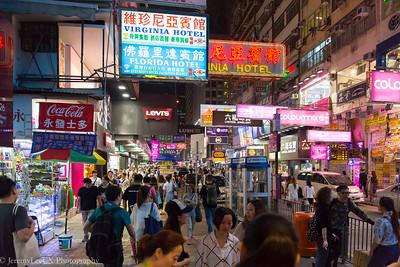 Day 1 - Hong Kong