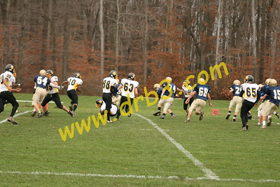 Bordentown JV vs New Egypt 11-18-09