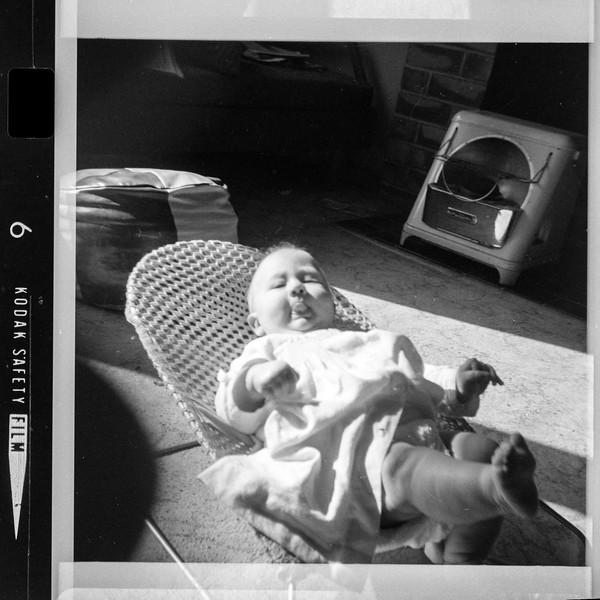 Anthony Holmes, 1964.