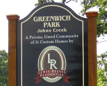 Greenwich Park Johns Creek GA