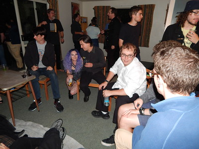2018-02-23 First Meeting and Party