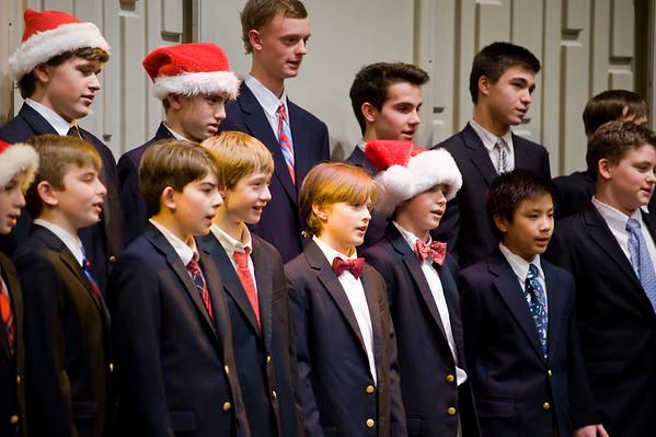 MS/US Winter Choral Concert Dec. 2014