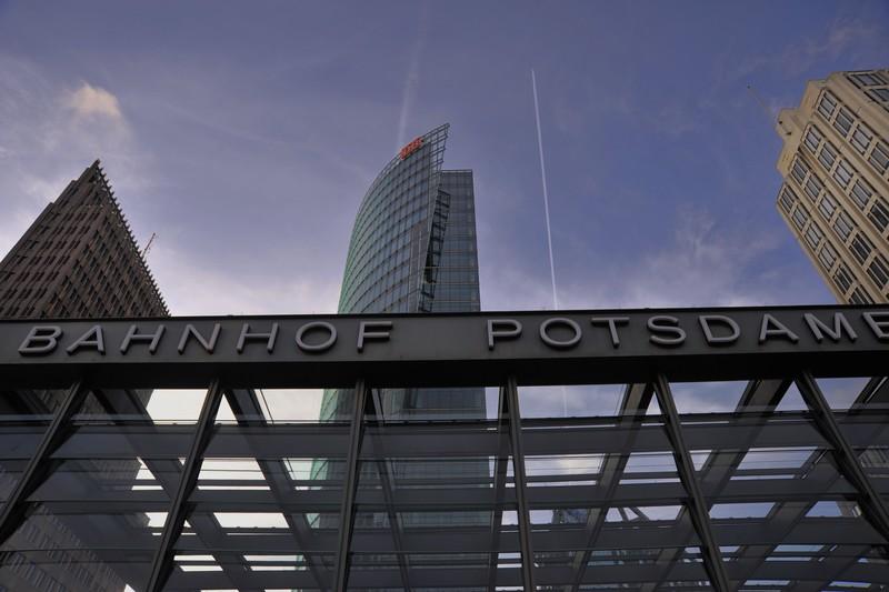 Potsdamer Platz, Berlin.