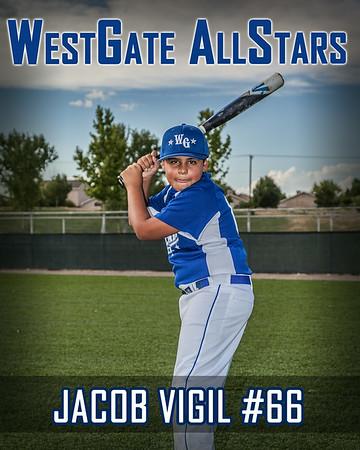 Jacob Vigil #66
