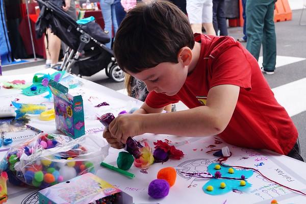 Section 1 PLE Community Art Workshop