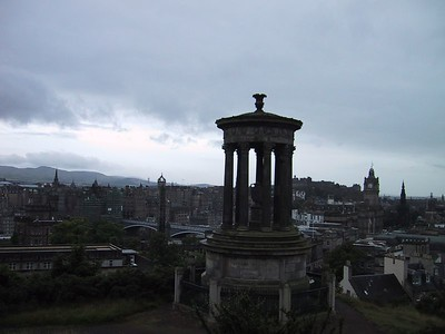 2001/08 - Edinburgh Tattoo