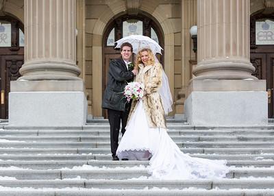 Hannah and Daniel Wedding