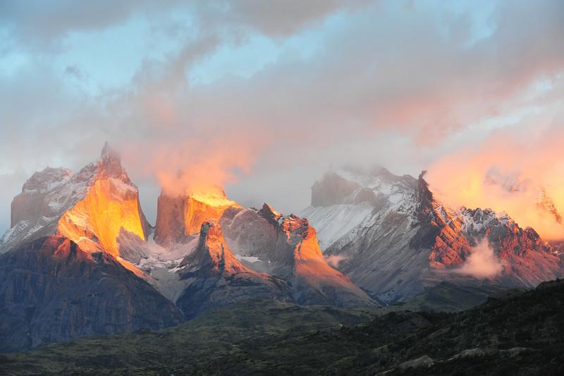 Los Quernos (The Horns) Sunrise