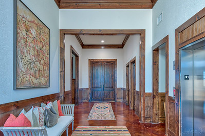 Iron Horse Ranch - Interiors