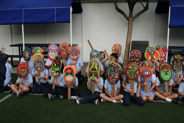 K-6 Mask Parade 2008