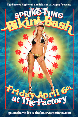 Bikini Bash friday 4.6.07