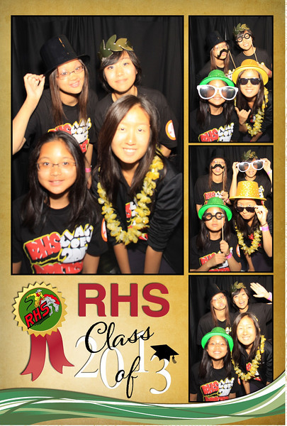 Roosevelt High School Project Grad 2013 (Photo Booth #2)