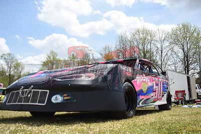 County Line Raceway 4/14/18 Car Show & Regular race