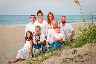 Higdon Family 2011