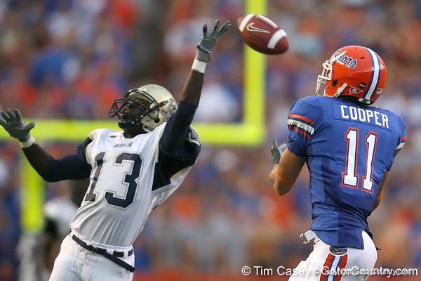 Super Photo Gallery: UF Football vs. Charleston Southern, 9/5/09