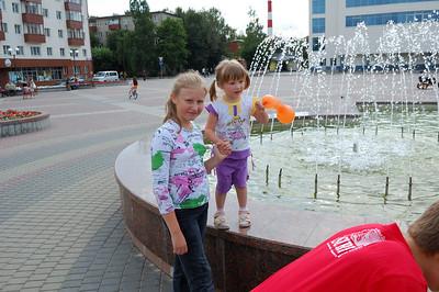 2009-08-02, Ilia's birthday with bowling