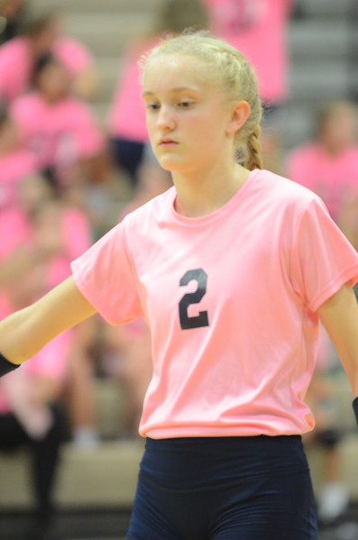 Central Catholic Volleyball