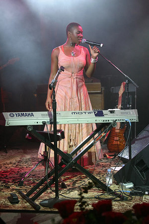 India Arie Concert - Baltimore, MD