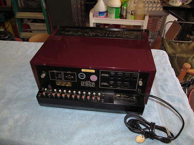 Sansui CA-3000 Restoration