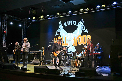 KINGS OF HOLLYWOOD - LIVE!