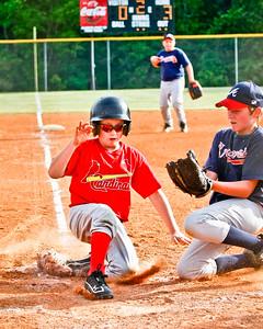 May 5 - 9/10 Cardinals vs. Braves