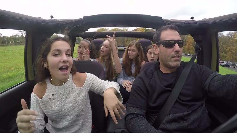 Ava's  Bat Mitzvah Introduction Video