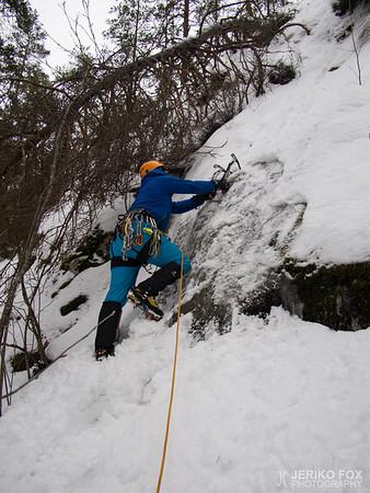 Alpine Conditions in Laivonsaari 2016
