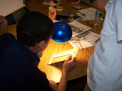Barth Elementary Students Using the Science of Energy Kits