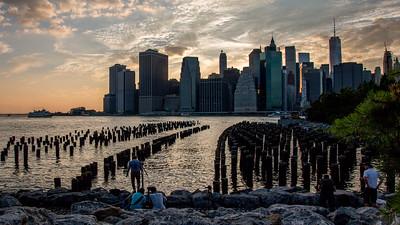 NY Skyline 2015
