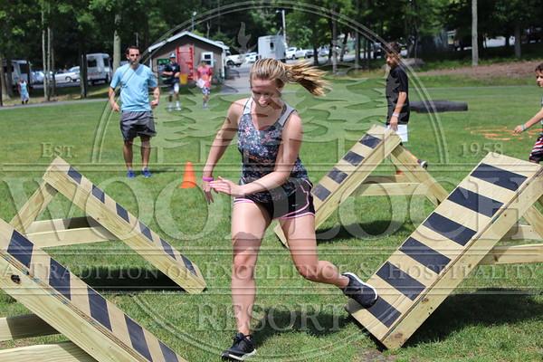 July 12 - Amazing Race