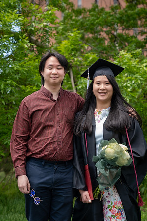 Dani Graduation UMASS
