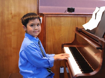 Piano Recital May 2014