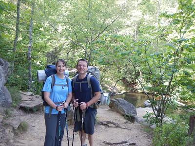 Aug 26-27 Bald River w Susan