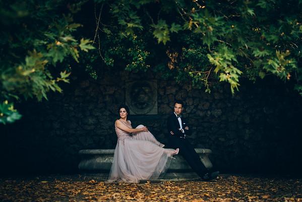 Katerina & Giorgos 🔅 Wedding in Athens