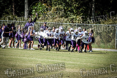 Rams JV vs Cougars JV 10-13-2012 - Playoffs