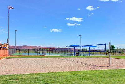 Tennis Courts Santa Clara