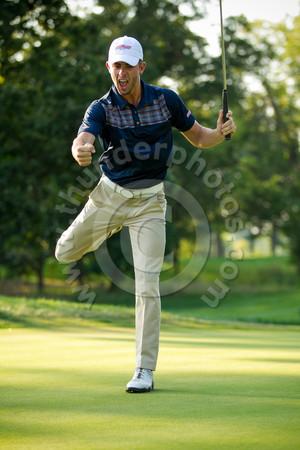 Wheaton College 2013-14 Men's Golf Team Action Shots