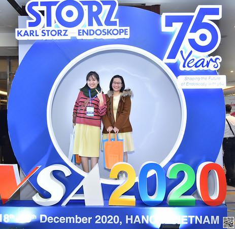 Karl Storz Vietnam   Karl Storz @ �ại hội Gây mê Hồi sức toàn quốc (VSA) lần thứ VIII tại Hà Nội   Chụp hình in ảnh lấy ngay Sự kiện tại InterContinental Hanoi Landmark72  WefieBox Photobooth Ha Noi