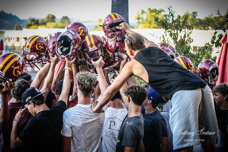 Cardinal Newman Football 2018