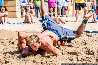 True 1st Place Matches - 2016 Beast of the Beach