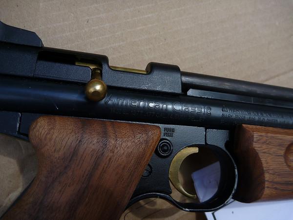 Crosman 1377c .177 pistol