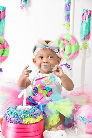 Jo'Annah | First Birthday
