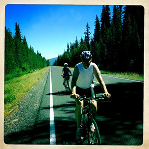 Road Biking Cascade Lakes HWY Summer 2013