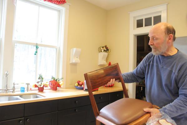 Hugh Belton, Woodworker
