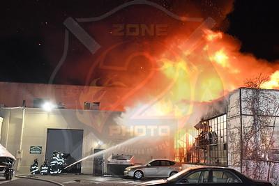 Westbury F.D.  Working Fire  Urban Ave. 12/4/20