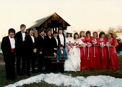2/16/1985 Kumernitsky Wedding Restores
