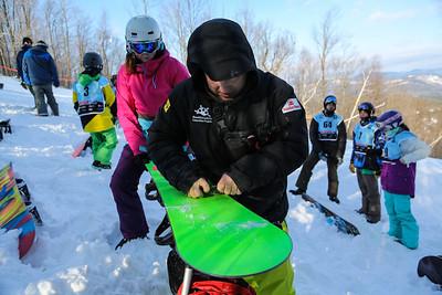 2013 Mt. Abram USASA Race