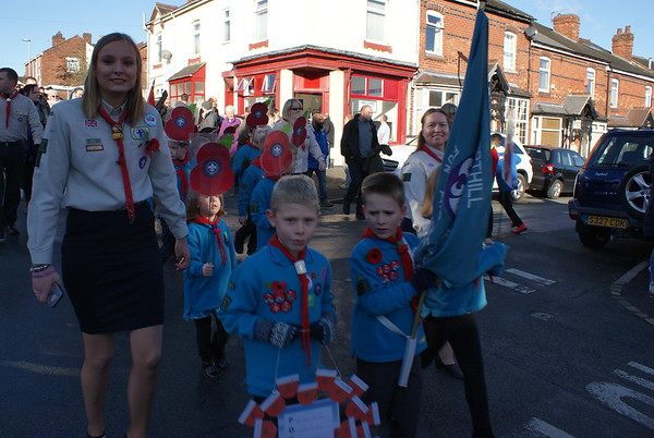 2017-11-12 Remembrance Day Parade