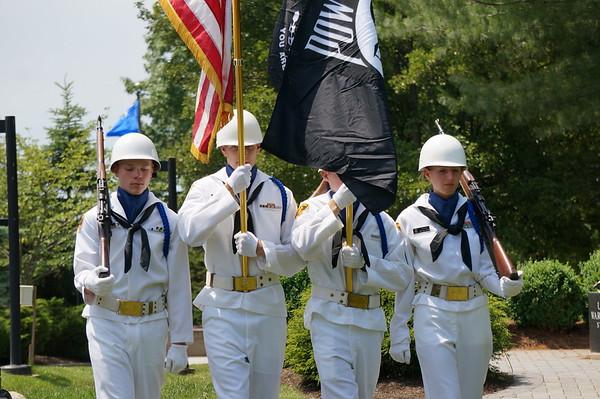 US War Dogs Memorial - June 11, 2016